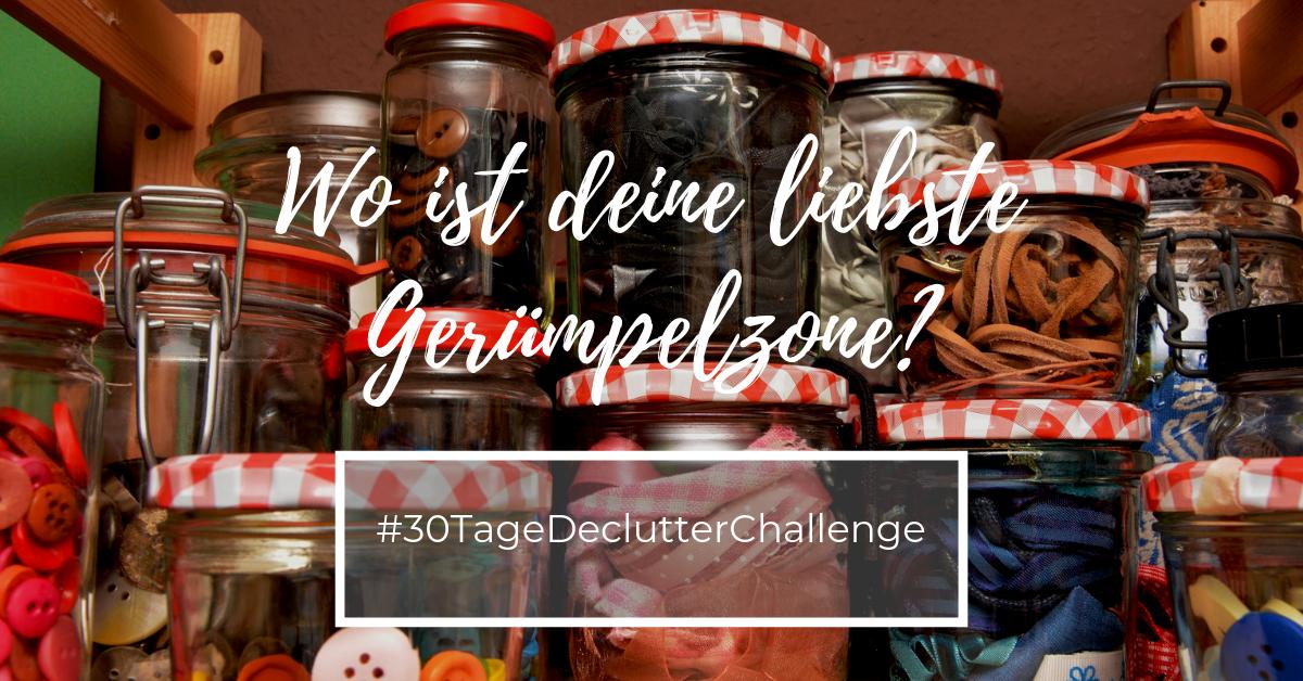 005 Declutter Challenge 5 von 7