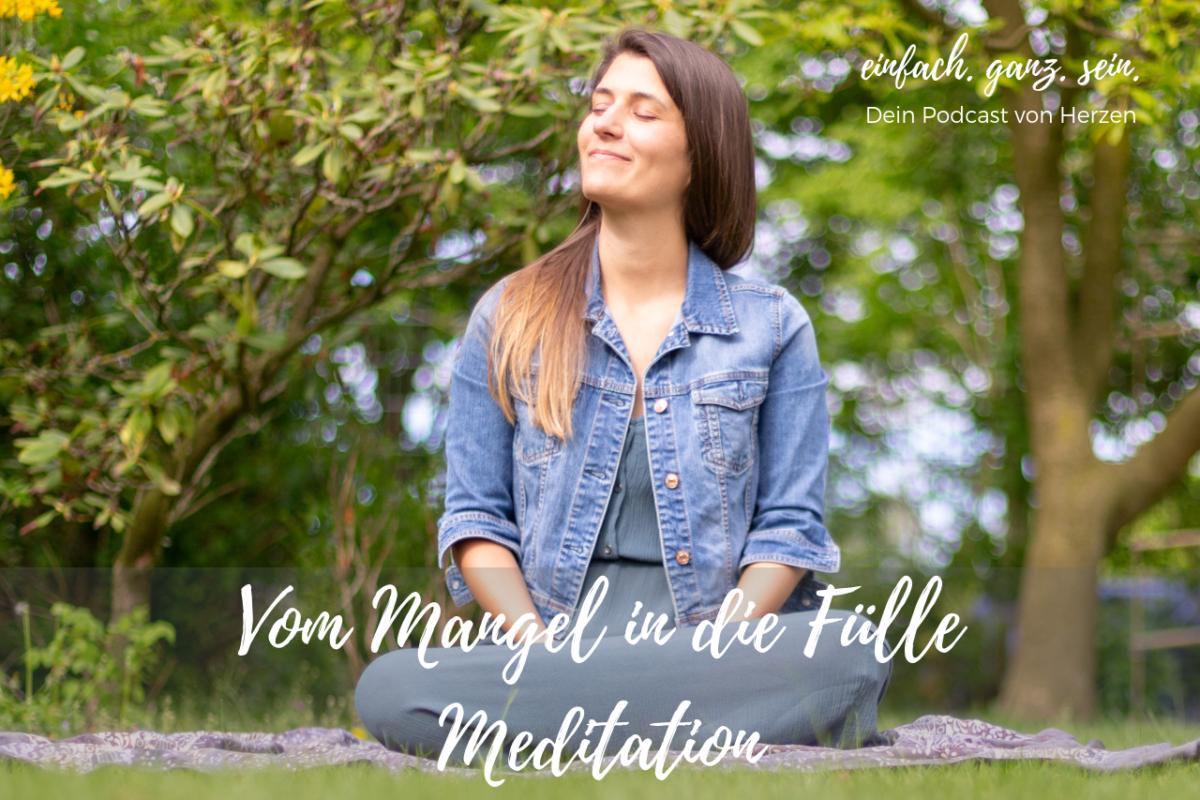 032 Dankbarkeit Meditation